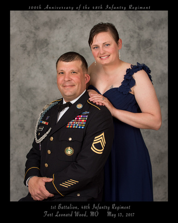 The King's Photographer | 48th Infantry Dining Out 2017